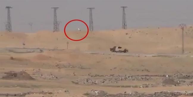 ABD'nin vermedik dediği füzeler YPG'nin elinde