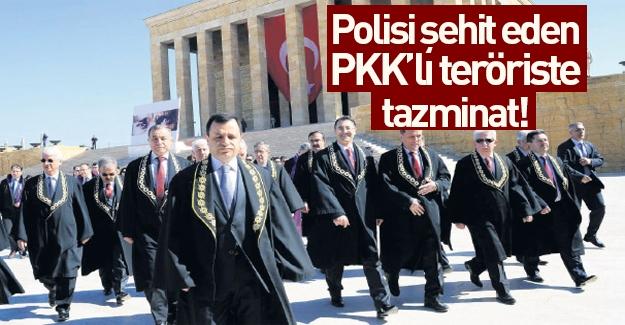Anayasa Mahkemesinden skandal PKK'lı kararı