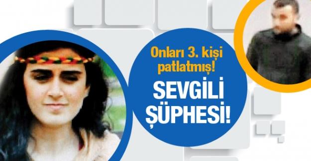 Ankara patlamasında sevgili şüphesi!