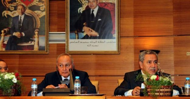 Arap Birliği'nin başına skandal isim!