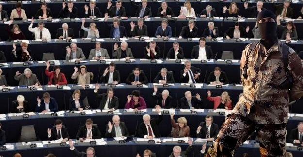 Avrupa terörist listesini bilerek saklıyor!