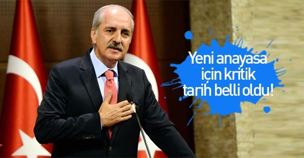 Bakanlar Kurulu sonrası yeni anayasa açıklaması!