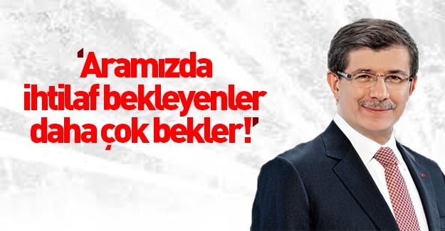 Başbakan Davutoğlu AK Parti Grup Toplantısı'nda