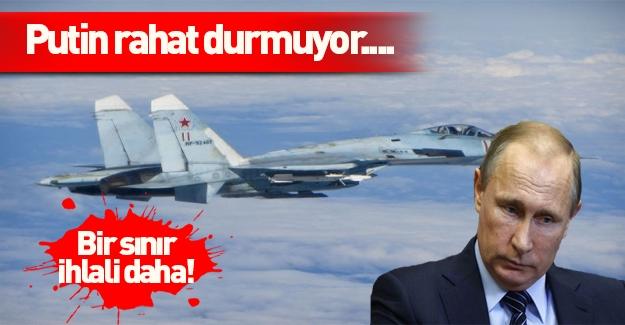 Bir uçak krizi daha! Rusya yine yaptı yapacağını