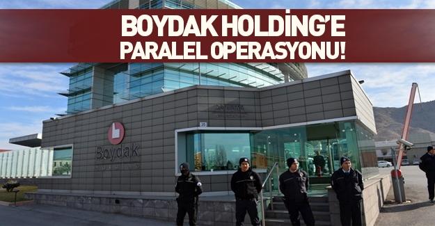Boydak Holding'e operasyon: 4 kişi gözaltında