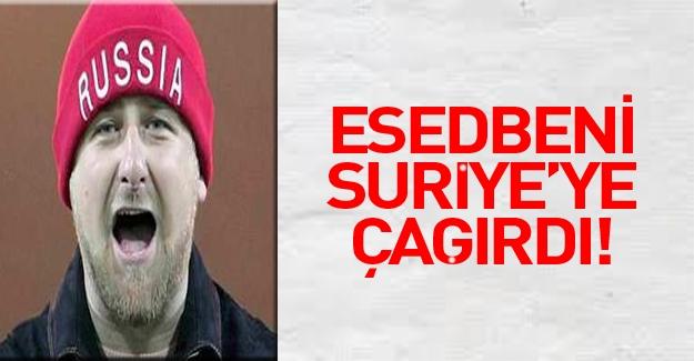 Çeçen lider Kadirov Suriye'ye gidiyor mu?