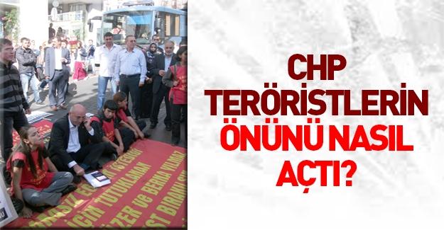 Çevik Kuvvet'e saldıran teröristlere CHP desteği