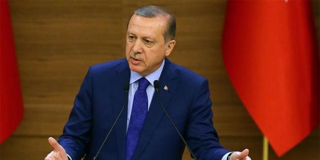 Cumhurbaşkanı Erdoğan'dan Demirtaş'a: Niye geri vitese taktın?