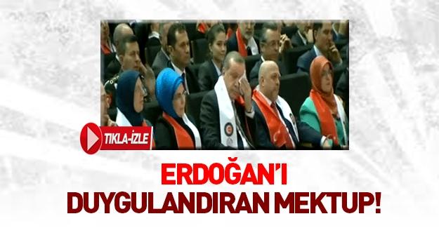 Cumhurbaşkanı Erdoğan gözyaşlarına hakim olamadı