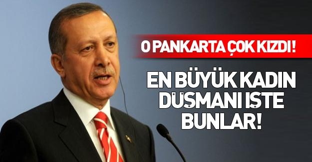 Cumhurbaşkanı Erdoğan Kadın Emeği Buluşması'nda