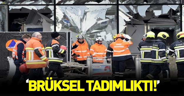DAEŞ'ten bir tehdit daha: Brüksel saldırıları tadımlıktı