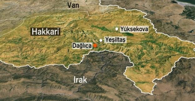 Dağlıca'da PKK'dan saldırı girişimi