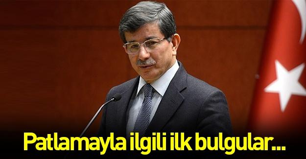 Davutoğlu'ndan Ankara açıklaması