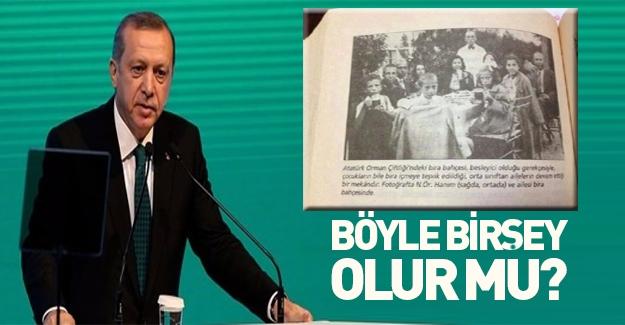 Erdoğan: Çocuklara bira içiriliyordu