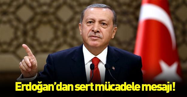 Erdoğan'dan Kadın-Erkek ayrımcılığına sert eleştiri!