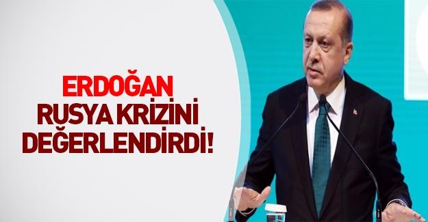 Erdoğan'dan Rusya açıklaması: Zaten ilişkilerimiz...