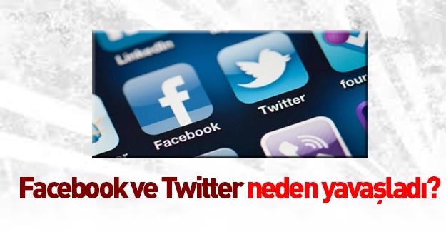 Facebook ve Twitter neden açılmıyor?