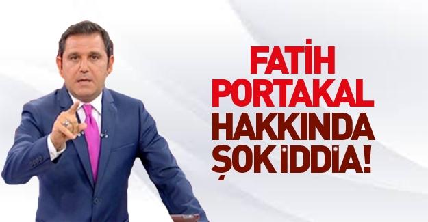 Fatih Portakal hakkında öyle bir iddia var ki...