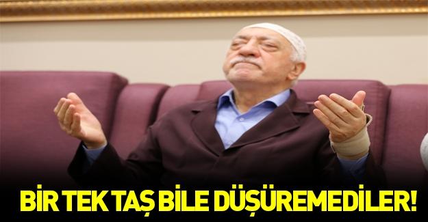 Fethullah Gülen'den Zaman'a kayyum hakkında açıklama