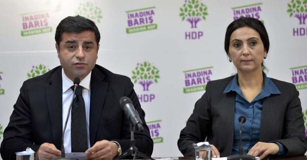 HDP'den küstah mektup!