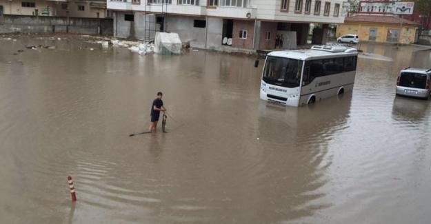 HDP'li belediyenin Batman'ı sular altında kaldı