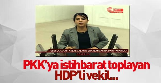 HDP'li vekilden 'polis noktası' sorusu!
