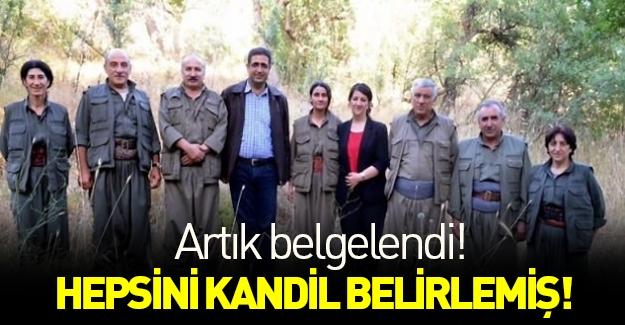 HDP'nin milletvekili adaylarını Kandil belirlemiş
