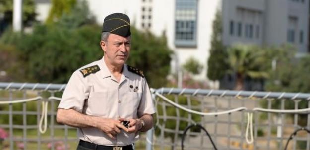 Hulusi Akar: Rus jetleri vurdu