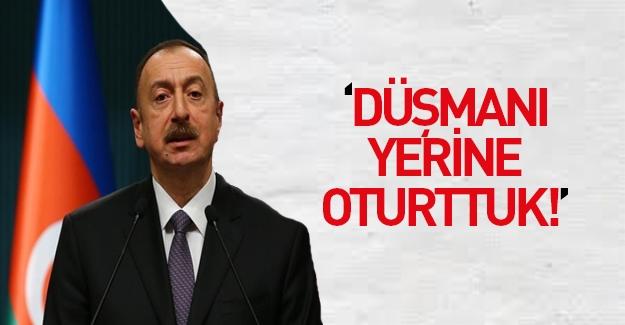 İlham Aliyev'den yaralı askerlere ziyaret
