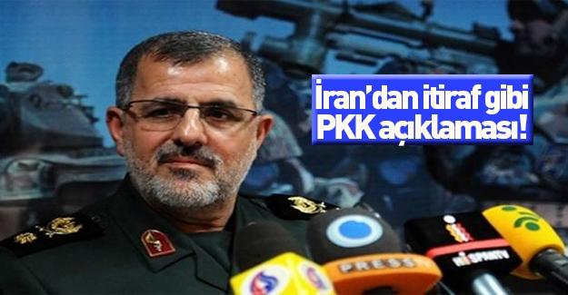 İranlı komutan Pakpur'dan itiraf gibi açıklamalar!