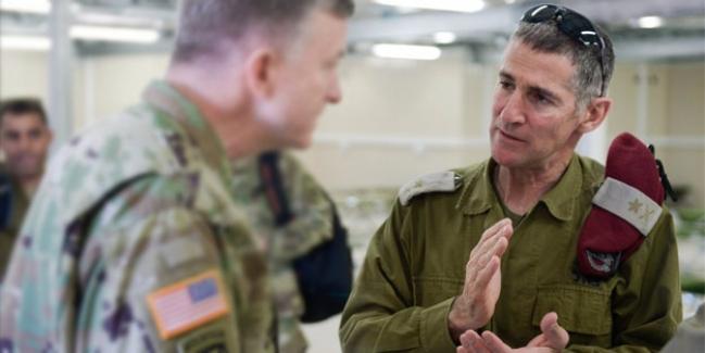 İsrailli generalden Erdoğan'la ilgili küstah sözler