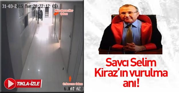 İşte Savcı Mehmet Selim Kiraz'ın şehit olduğu anlar