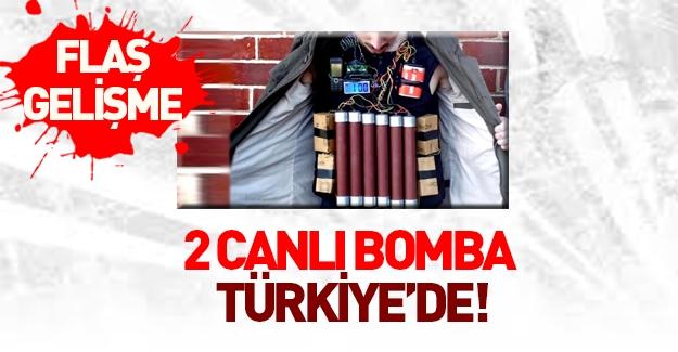 İstihbarat alarm verdi IŞİD üyesi 2 canlı bomba aranıyor