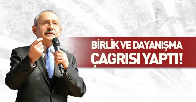 Kılıçdaroğlu: Saldırıyı lanetliyorum