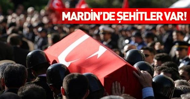 Mardin Dargeçit'te şehit haberleri geldi..