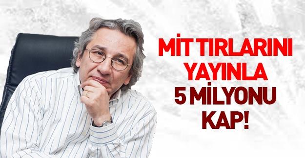 MİT TIR'ı görüntülerini yayınla 5 milyonu kap!