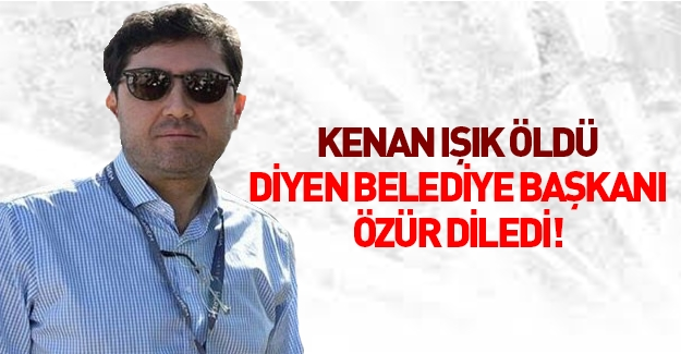 Murat Hazinedar Kenan Işık'ın ailesinden özür diledi