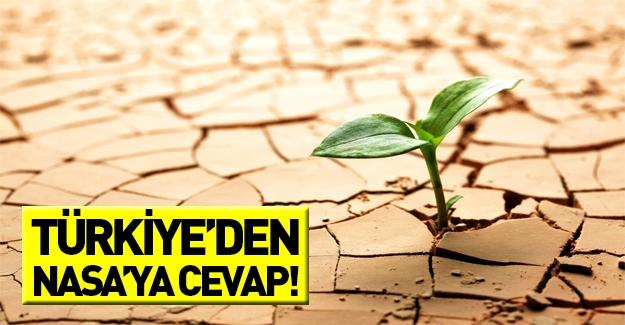 NASA'ya cevap!' Türkiye'ye güzel haber
