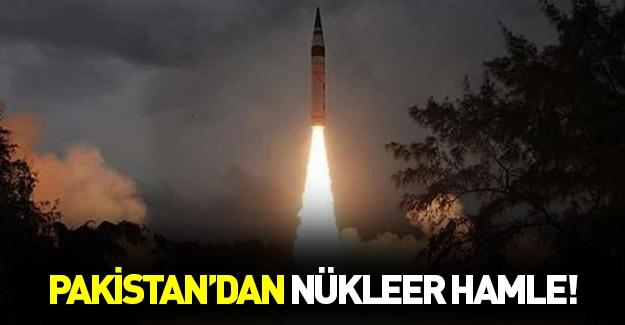 'Pakistan dünyanın en küçük nükleer başlığını üretti'