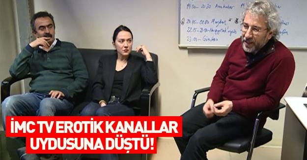 PKK yanlısı İMC TV erotik kanallar uydusu Hotbird'e geçti