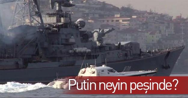 Rus gemilerinde dikkat çeken detay
