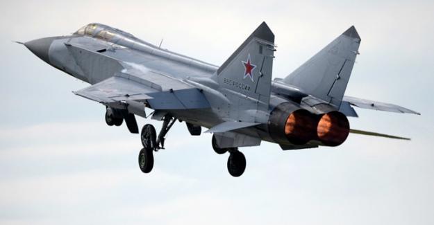 Rusya'dan bir uçak krizi daha!