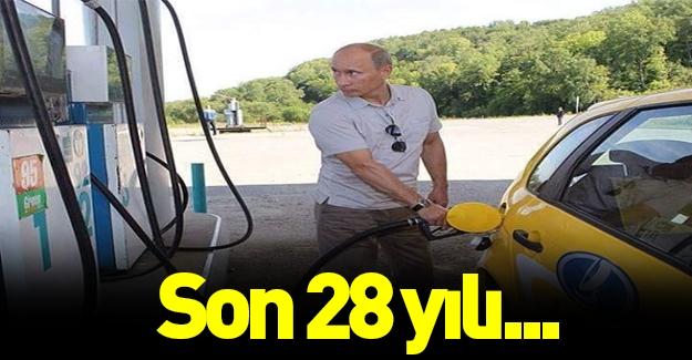 Rusya'nın petrol rezervleri tükeniyor!