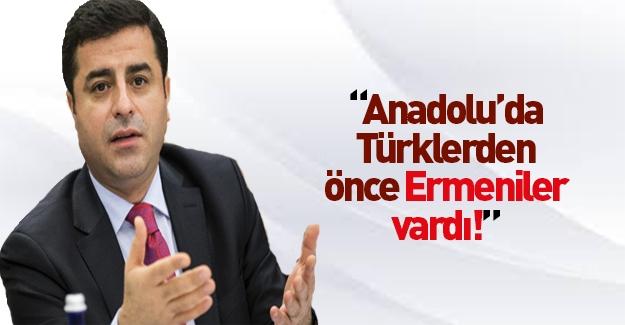 Selahattin Demirtaş'tan tarihi iddialar!