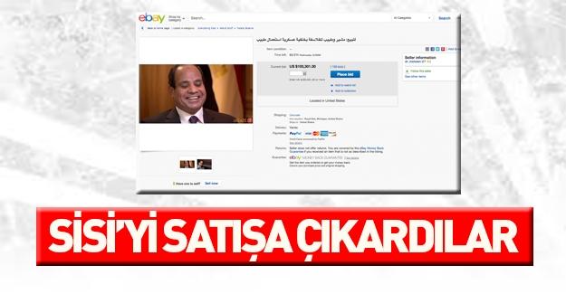 Sisi eBay'de satılığa çıkarıldı