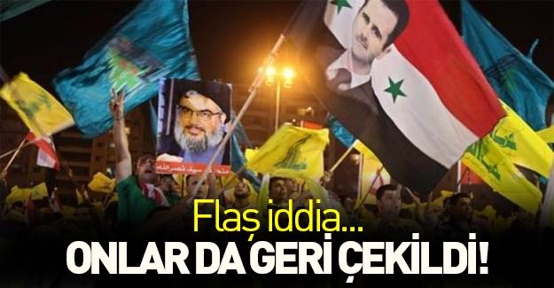 Suriye'de sürpriz bir gelişme daha...