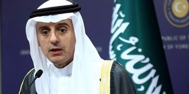 Suudi Arabistan'dan flaş Suriye açıklaması!!!