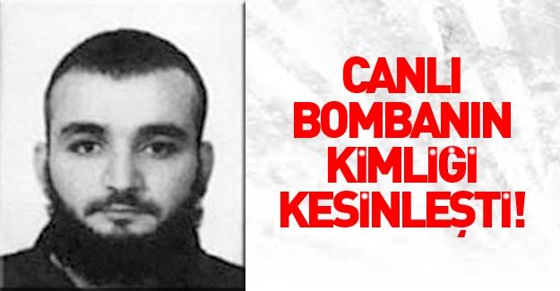 Taksim'deki canlı bombanın kimliği kesinleşti