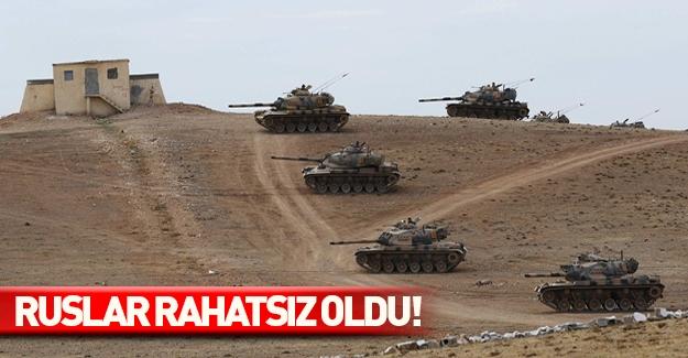Türk zırhlı araçları Rusya'yı rahatsız etti!