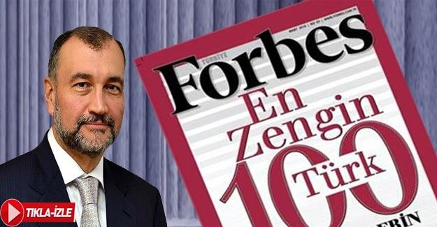 Türkiye'nin en zengini Murat Ülker oldu!